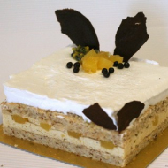 Entremets Milagros passion banane ananas