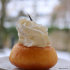 Baba au rhum chantilly vanille