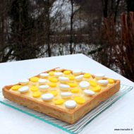 Tarte au citron version Cyril Lignac