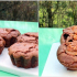Brownies noix de pécan et marrons