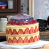Trifle Royal entremets aux fruits rouges