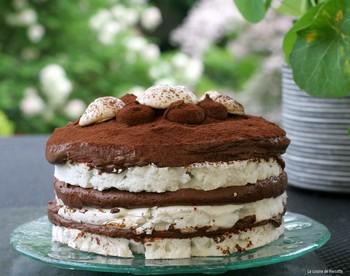 Meringue de printemps recyclage et chocolat \u2013 La cuisine de Mercotte   Macarons, Verrines, \u2026 et chocolat