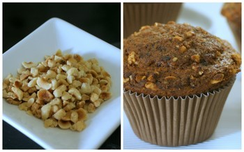 Choclate Chunk Muffins With Cocoa Nib Streusel Recipes — Dishmaps