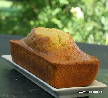 Cake Au Citron Grand Chef