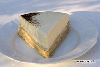Gateau a la vanille pierre herme