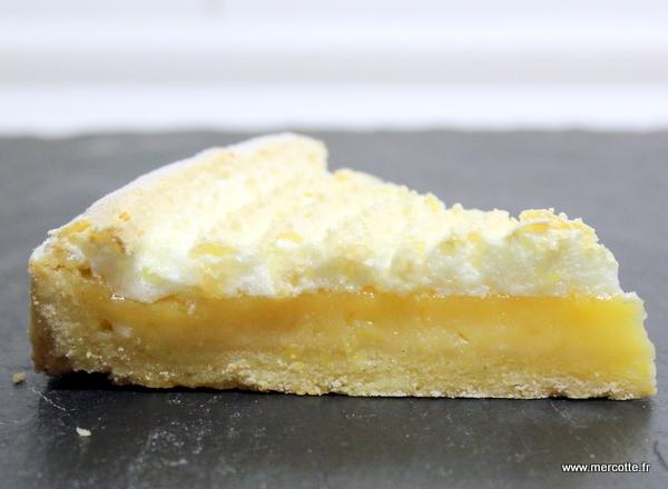 Tarte Au Citron Meringuee Traditionnelle De Thierry Mulhaupt La