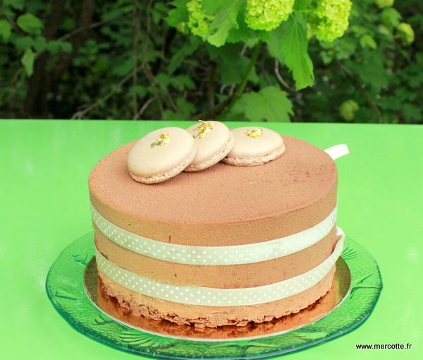 Recette gateau anniversaire chocolat mercotte