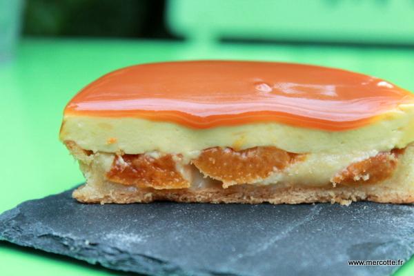 tarte abricot caramel de thierry bamas et petite actu lmp2 blogs de cuisine. Black Bedroom Furniture Sets. Home Design Ideas