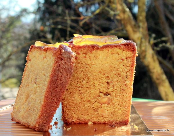 Cake Au Citron De Mercotte