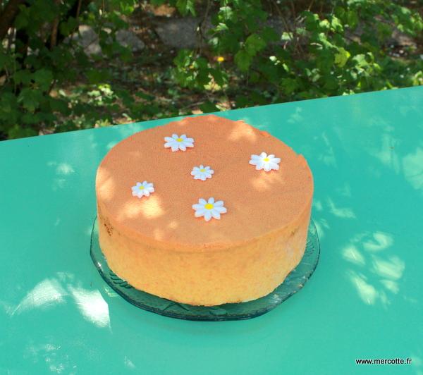 Mercotte Carrot Cake