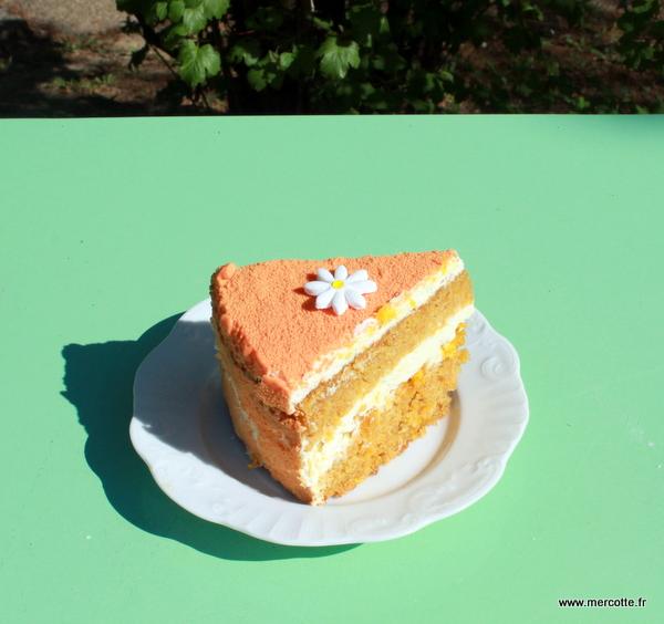 Carrot Cake Mercotte