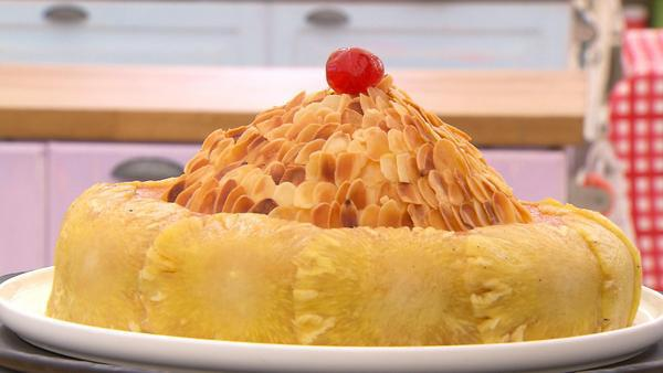 L ananas bourdaloue 4 me preuve technique le meilleur p tissier saison 4 la cuisine de - La cuisine de mercotte ...