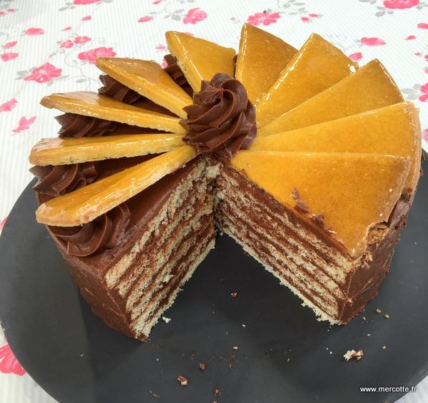 Cake Citron Meilleur Patissier