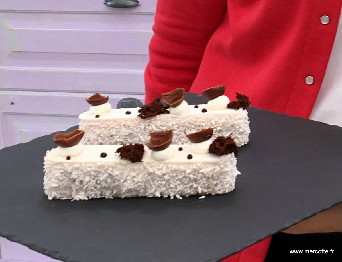 Recette Gateau Jaffa Cake