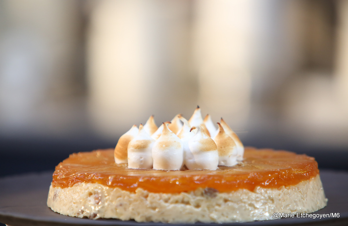 Recette Gravity Cake Caroline Bourgeois