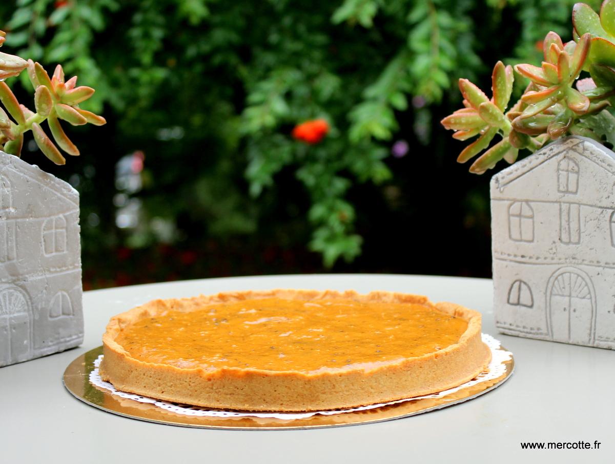 dessert de saison aux abricots avec beaucoup de vanille. Black Bedroom Furniture Sets. Home Design Ideas