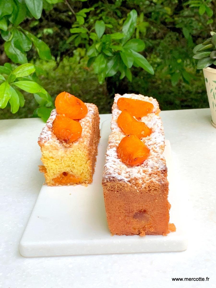 Cakes Moelleux sans Gluten à l'Abricot